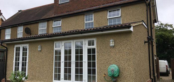 Pebble Dashing Cottages St Albans 2
